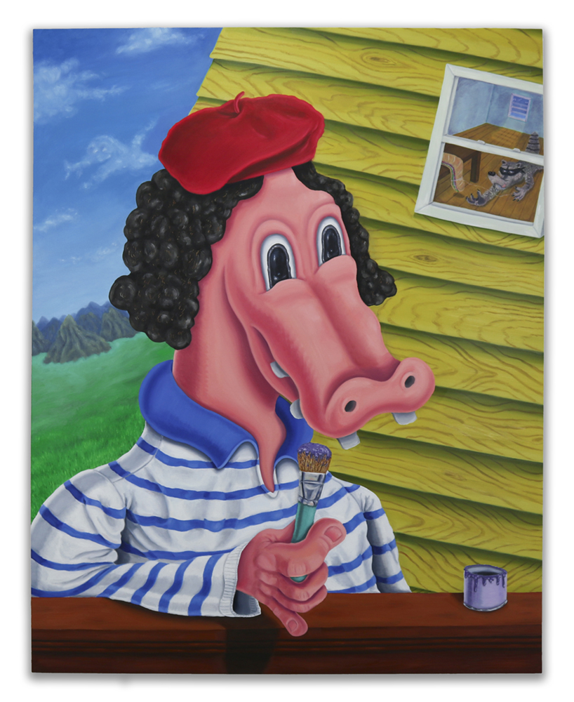 Nicasio Fernandez: Working Through It