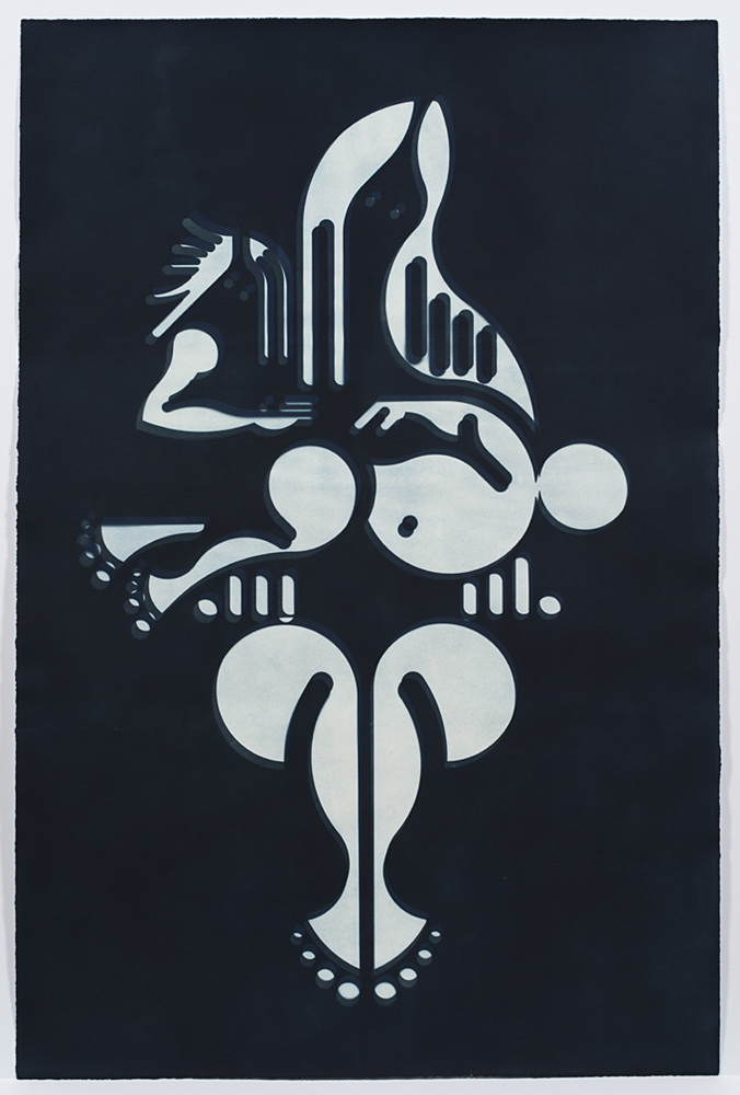 Ryan McGinness: Mother & Child