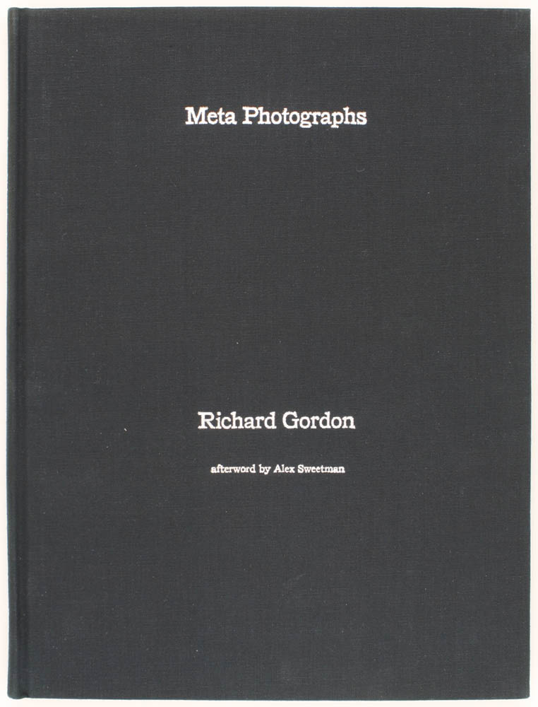 Meta Photographs (Signed Limited Edition with Print). Richard Gordon.