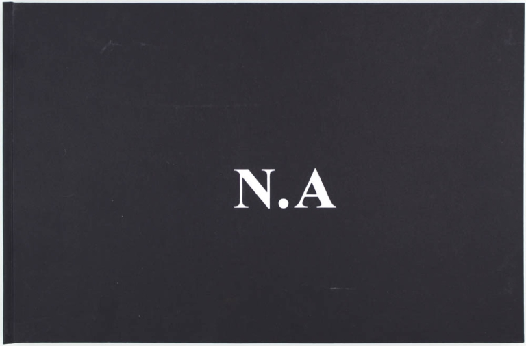 N.A Catalog (Signed Limited Edition with Print). Doug Rickard.