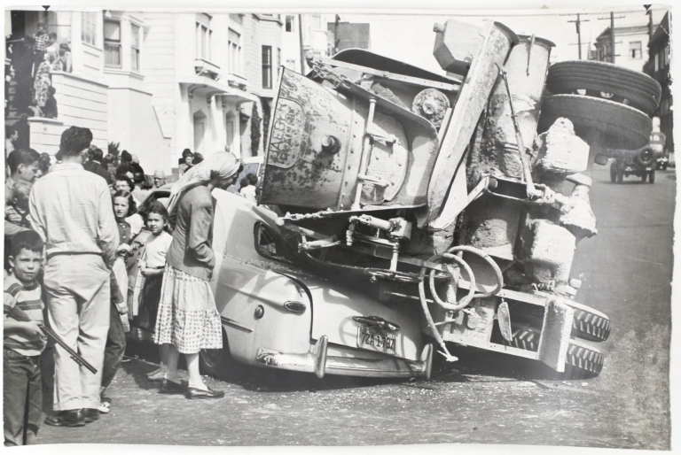 Untitled (Car Crash). Car Crash, Unknown.