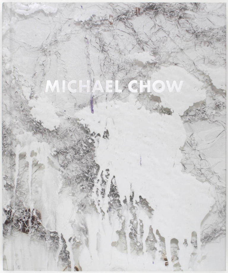 Recipe for a Painter (Unique Artist Intervention). Michael Aka Zhou Yinghua Chow.