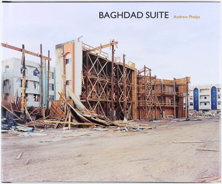 Baghdad Suite (Signed with Print). Andrew Phelps.