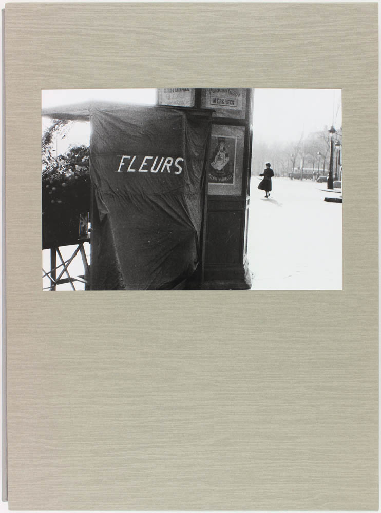Flower Is (Limited Edition). Robert Frank.