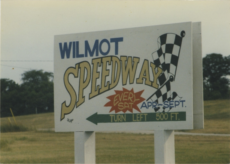 Snapshot Archive of Small Town American Auto Racing. George Koyt.