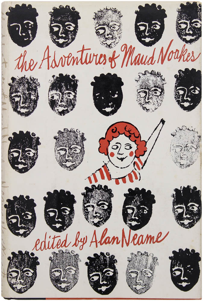 The Adventures of Maud Noakes (Gore Vidal's Copy). Andy Warhol, Alan Neame.