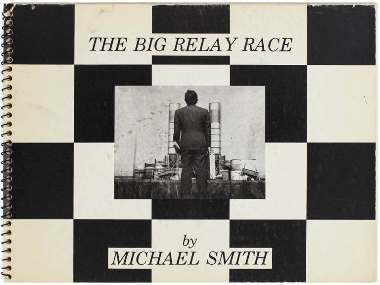 The Big Relay Race. Michael Smith.