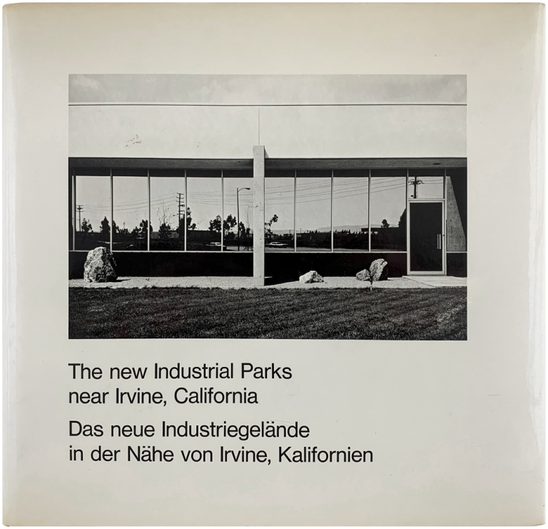 The New Industrial Parks Near Irvine, California (Signed Limited Edition). Lewis Baltz.
