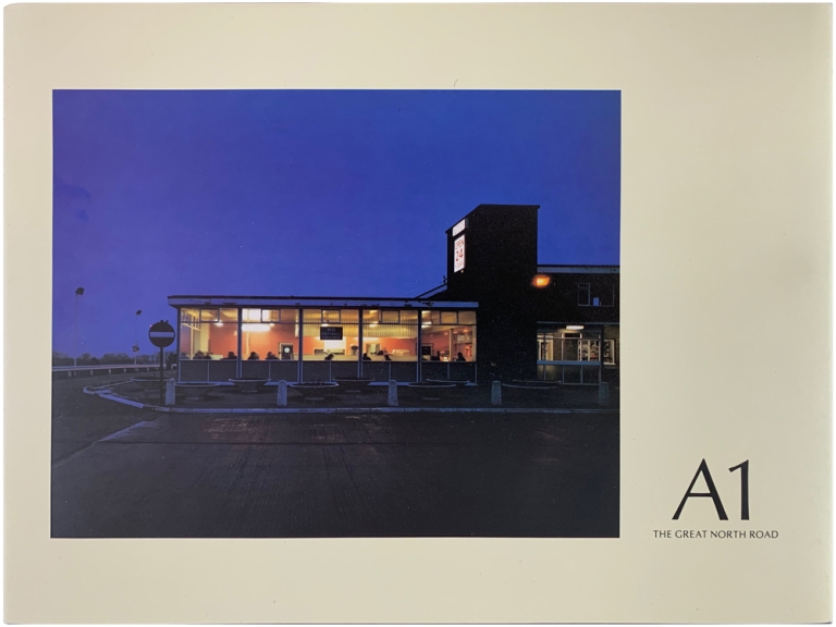 A1: The Great North Road (Signed Limited Edition). Paul Graham.