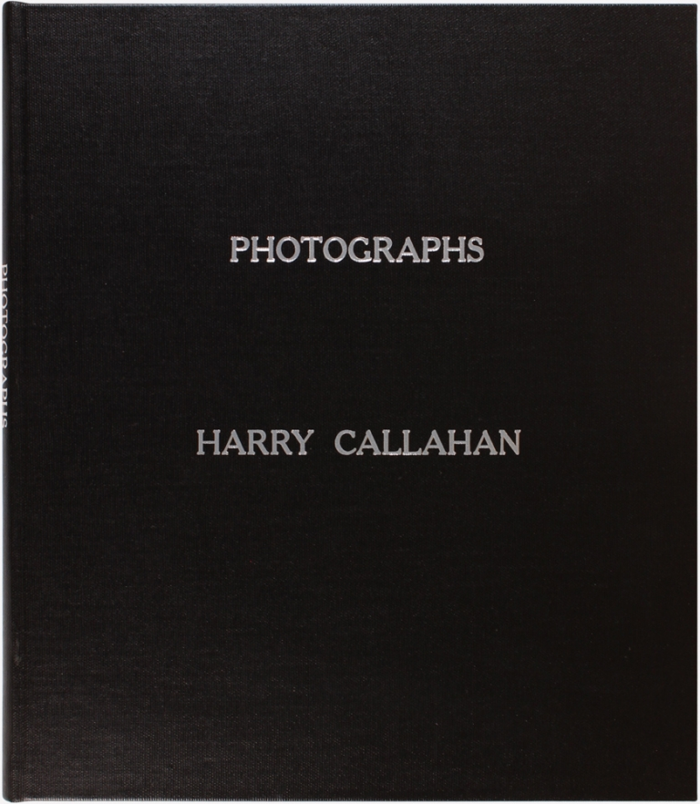 Photographs (Signed Limited Edition). Harry Callahan.