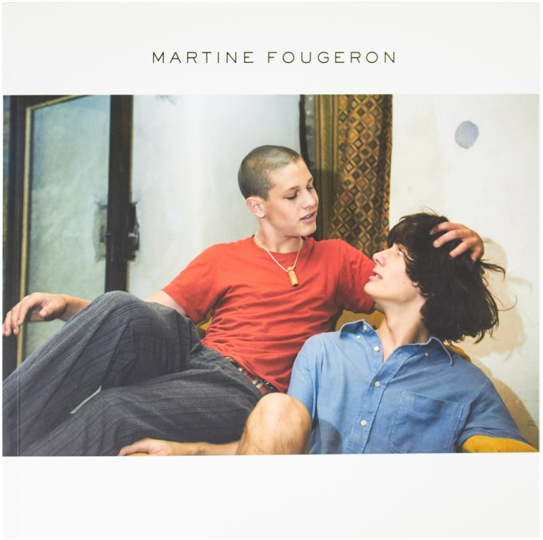 Tête-à-Tête: Intimate Portraits of Adolescent Sons 2005–2007 (Signed Limited Edition). Martine Fougeron.