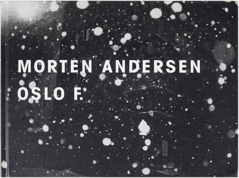 Oslo F (Signed Limited Edition). Morten Andersen.