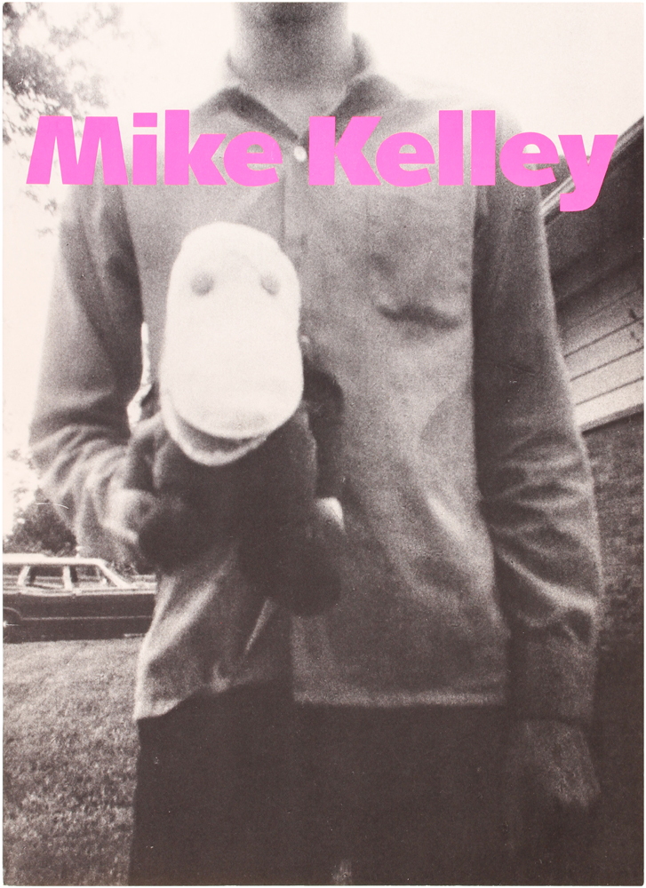 Mike Kelley, Three Projects: Half a man, From my Institution to Yours, Pay for Your Pleasure. Mike Kelley.