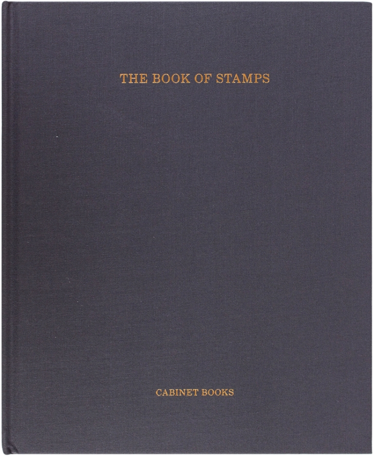 The Book of Stamps. Jeffrey Kastner, Sina Najafi.