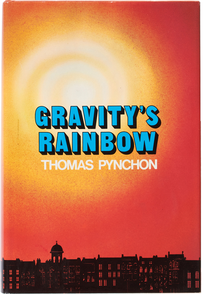Gravity's Rainbow (Review Copy). Thomas Pynchon.
