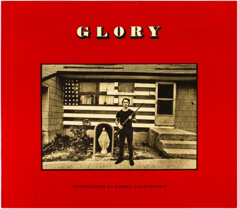 Glory (Signed First Edition). Robert D'alessandro.