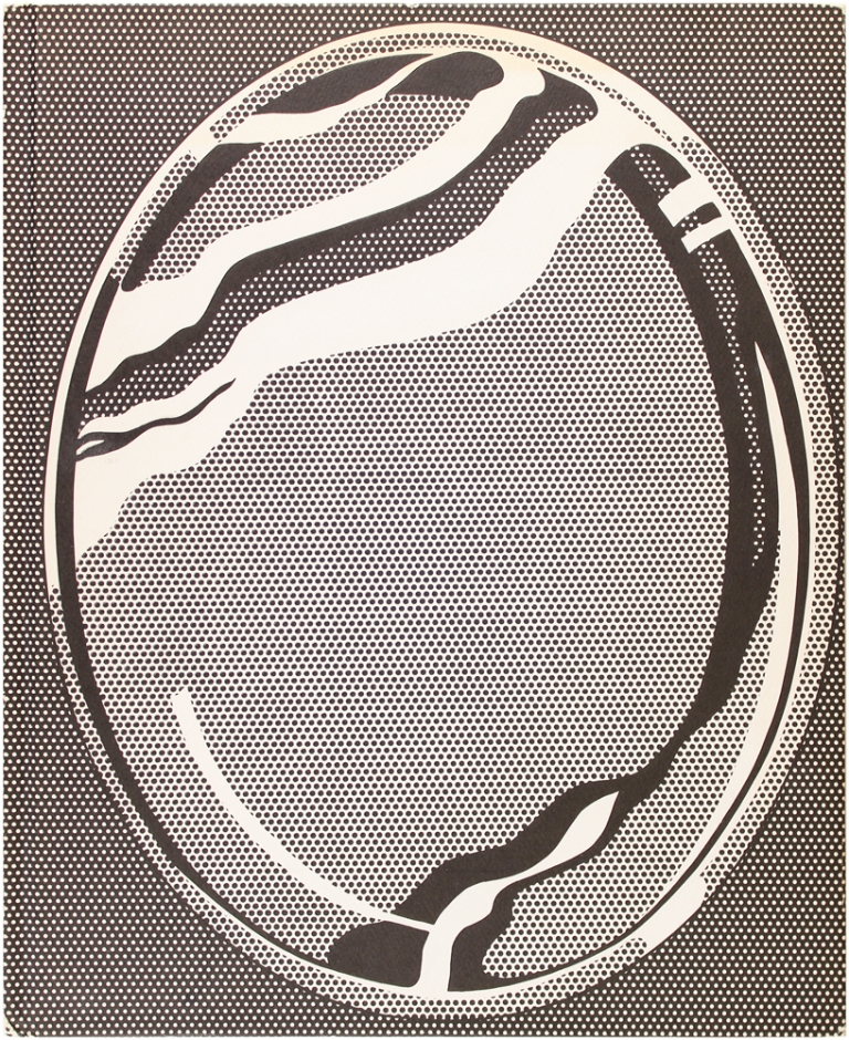 Roy Lichtenstein: The Mirror Paintings (Signed First Edition). Roy. Robert Rosenblum Lichtenstein, Lawrence Alloway, Henry Geldzahler.