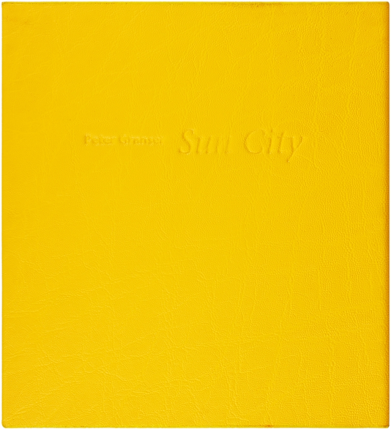 Sun City, Arizona (Signed Deluxe Edition with Print). Peter Granser.