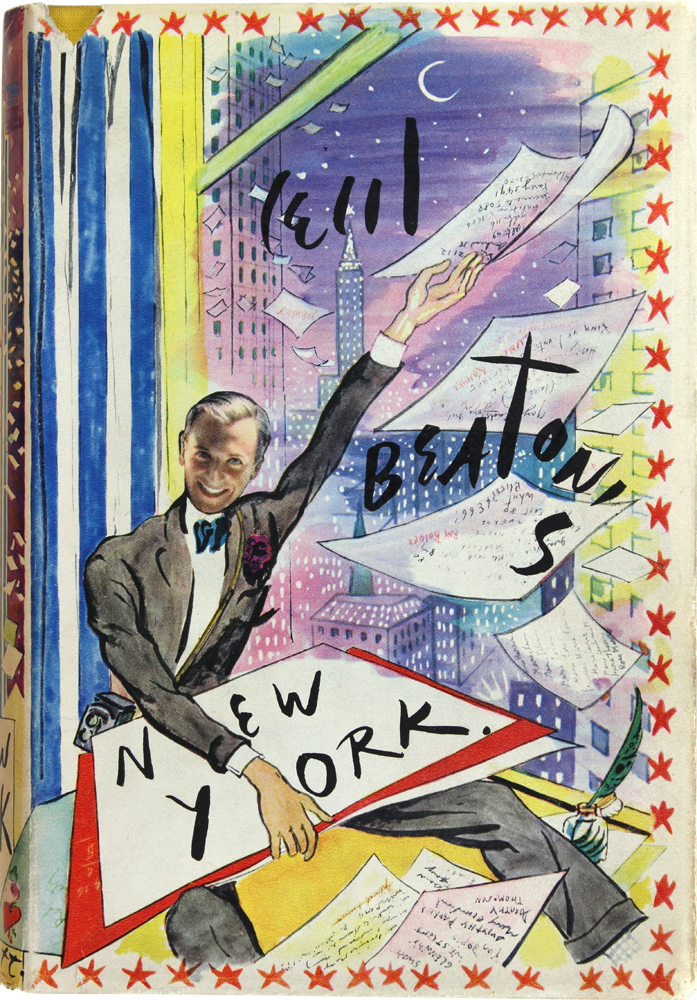 Cecil Beaton's New York (Signed First Edition). Cecil Beaton.