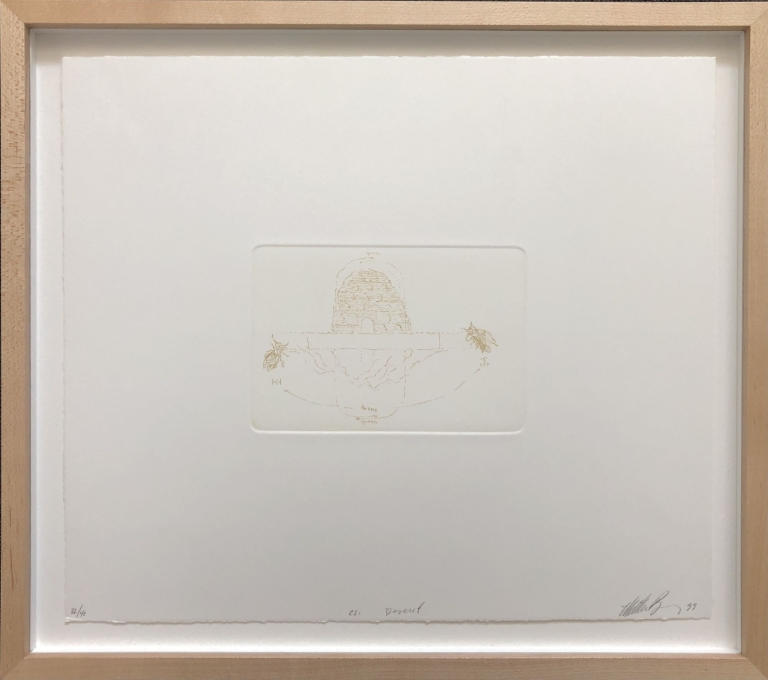 Matthew Barney: C 2: The Drones' Exposition; C 2: Deseret (Signed Limited Edition Etchings). Matthew Barney.