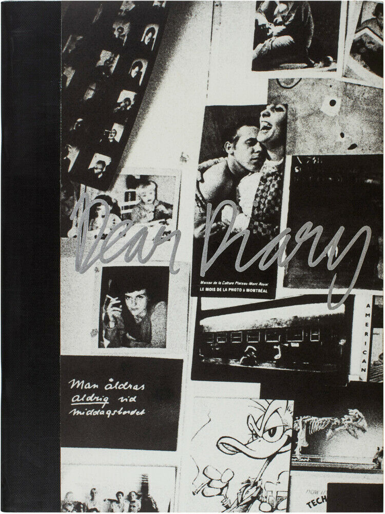 City Diary (Signed Limited Edition). Anders Petersen.