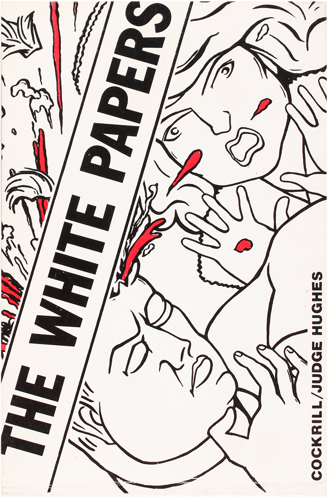 The White Papers. Michael Cockrill, Judge Hughes.