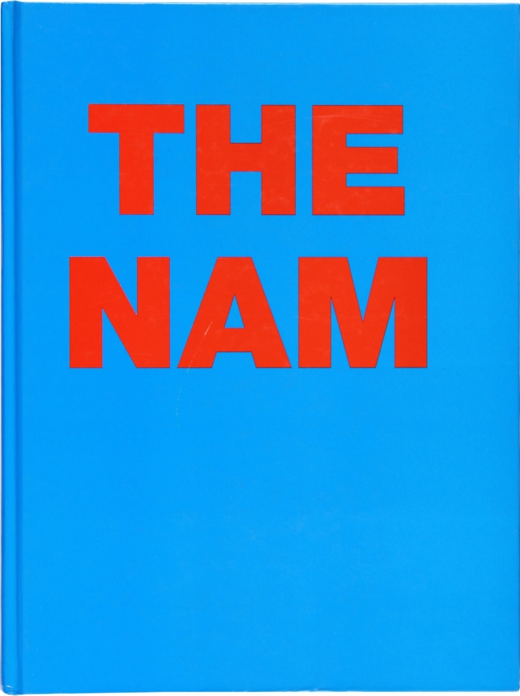 The Nam (Signed First Edition). Fiona Banner.