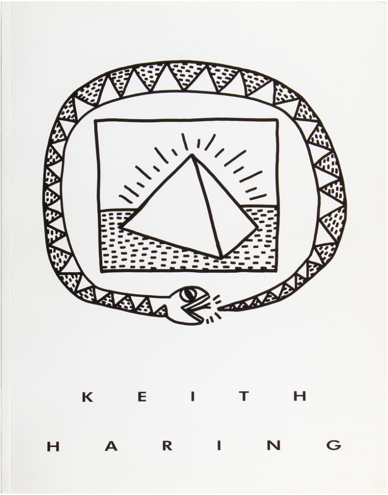 Keith Haring: A Memorial Exhibition: Early Works on Paper. Keith Haring, Tony Shafrazi.