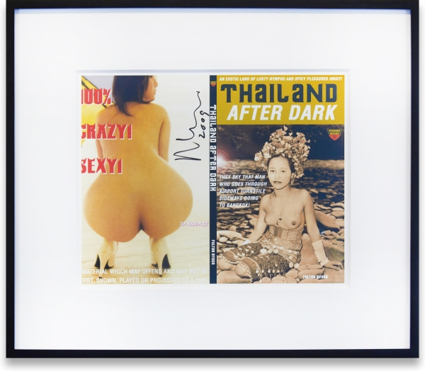 Untitled (Thailand After Dark). Richard Prince