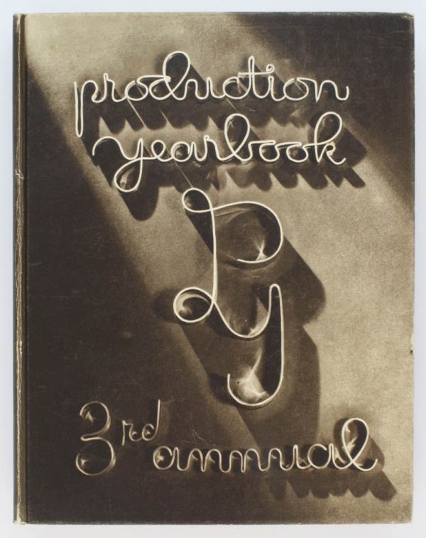 Third Annual Advertising and Publishing Production Yearbook. Eugene M. Ettenberg