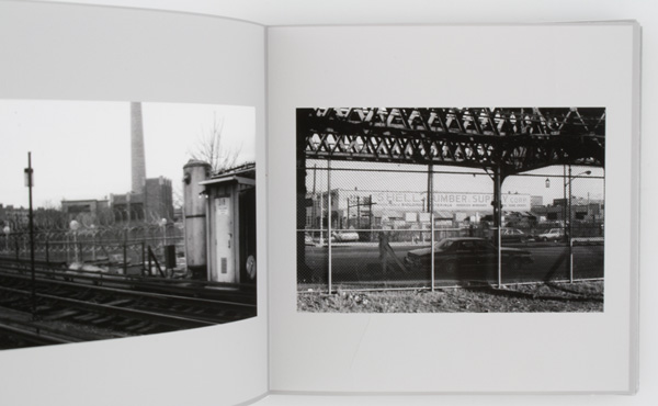 New York from the Yards: Peter Spaans 1984-1985.