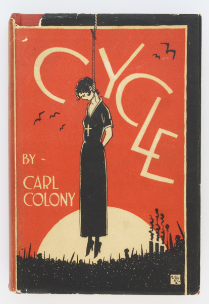 Cycle. Carl Colony