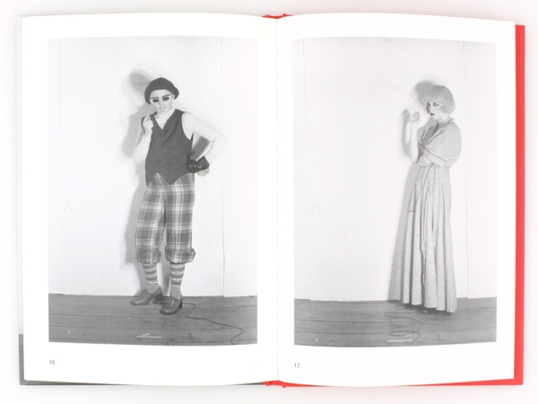 Early Work of Cindy Sherman.