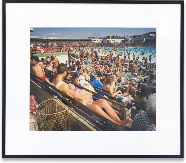 Untitled (from The Last Resort). Martin Parr