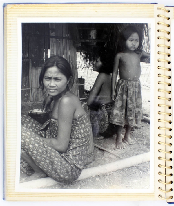 Memory of South Vietnam Photo Album.