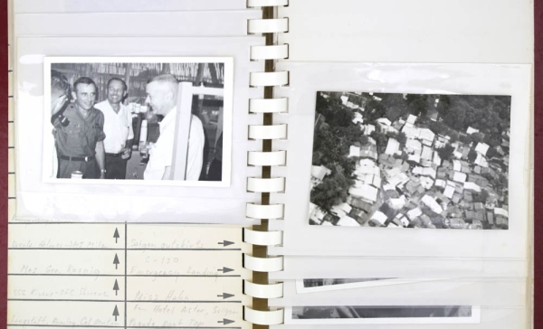 Saigon Photo Album.