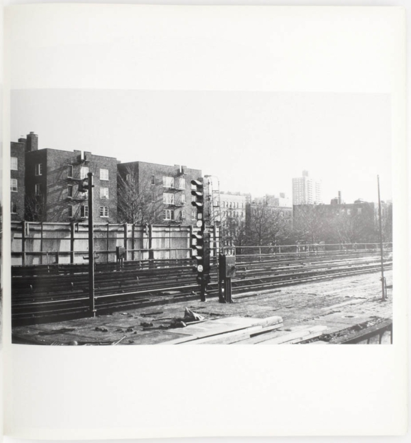 New York from the Yards (Signed Limited Edition).