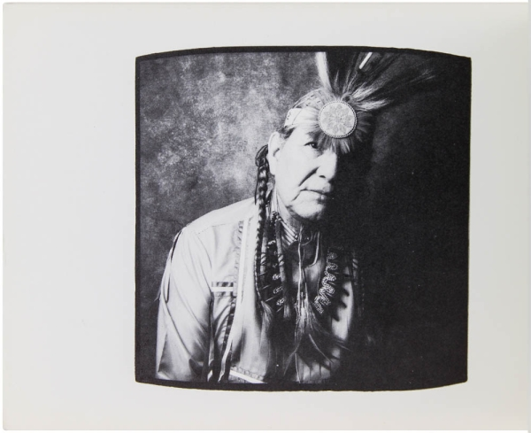 Photographs from an Exhibition of Portraits.