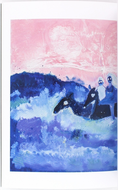 Making Love with the Devil: Paintings by Genieve Figgis (Signed).