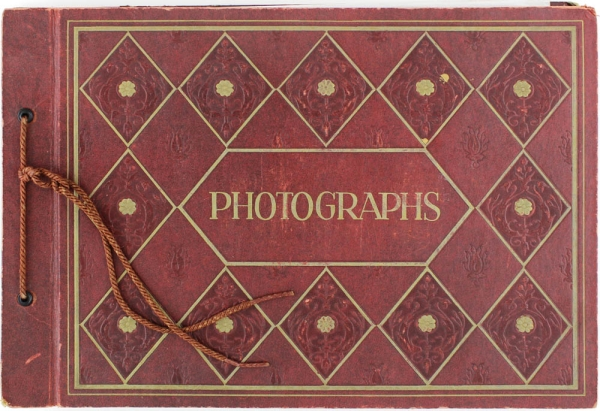 Dravosburg Merchants Baseball Team Album. Original Photographic Album