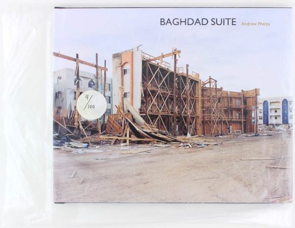 Baghdad Suite (Signed with Print).