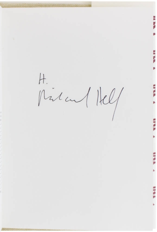 Hot and Cold: Writing and Drawing (Signed Limited Edition).