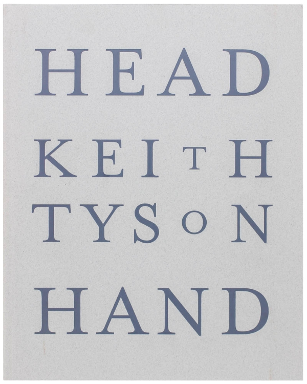 Head To Hand: Drawings by Keith Tyson (Signed First Edition). Keith Tyson