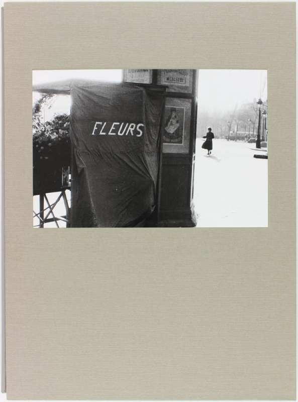 Flower Is. Robert Frank.
