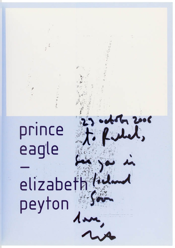 Prince Eagle (Signed First Edition).