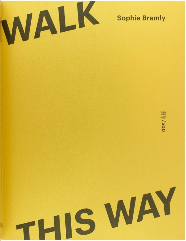 Walk This Way (Signed Limited Edition with Photograph: D St.).