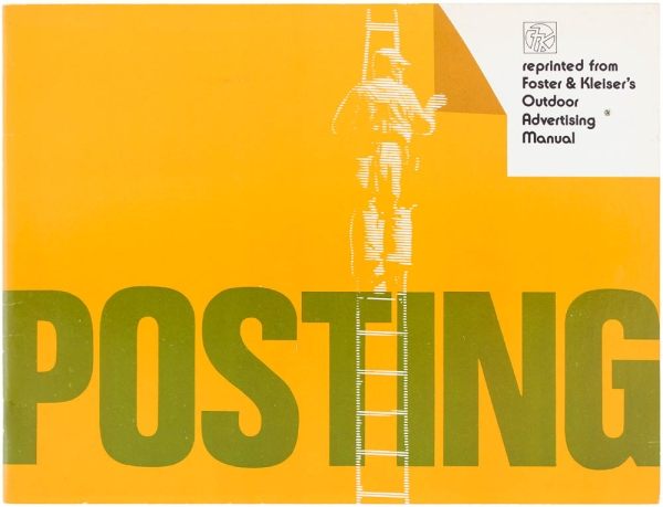 Posting and Bulletin. Foster, Kleiser