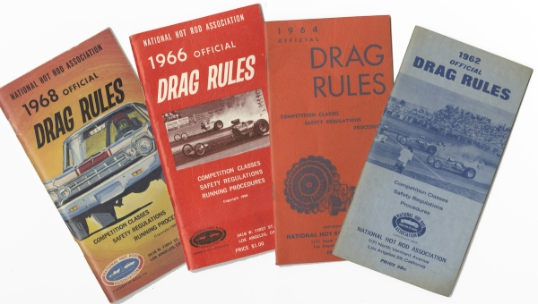 The Archive of a Champion Drag Racer.