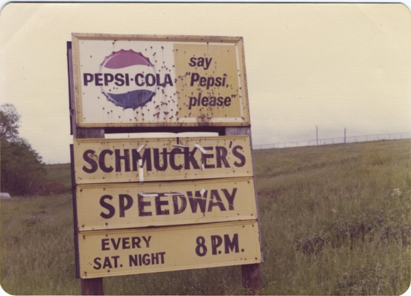 Snapshot Archive of Small Town American Auto Racing.