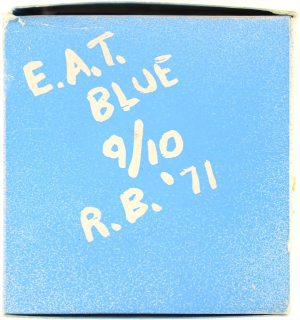 Float, E.A.T., Blue [Limited Edition 9/10].